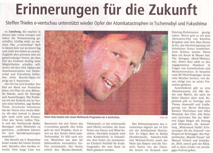 e-Ventschau Landeszeitung 02.09.2015