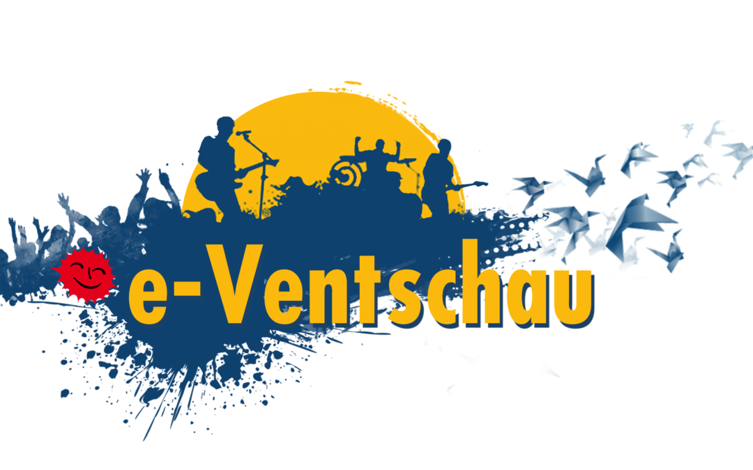 Neues e-Ventschau-Logo am Start